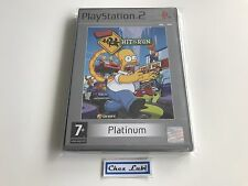 The Simpsons Hit & Run - Platinum - Sony PS2 - FR - Neuf Sous Blister