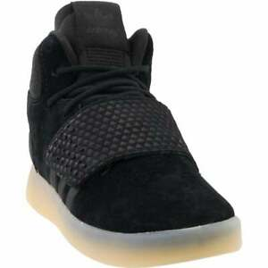 adidas Tubular Invader Strap Toddler Boys  Sneakers Shoes Casual   - Black -