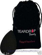 ( BLACK ) Original Teardrop Beauty Makeup Blender® Blending Foundation Sponge