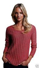 Camisas y tops de mujer de manga larga color principal rojo de poliéster