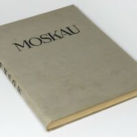 Moscow 1920s Photo Book w/200 gravure pictures Russia Mockba Moskau Moskva