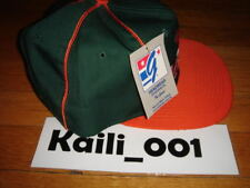VTG MIAMI Hurricanes SNAP BACK HAT Starter THE GAME 90S A