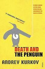 New Death And The Penguin (Panther) [Paperback] [Feb 27, 2002] Kurkov, Andrey