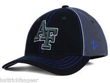 AIR FORCE FALCONS - ZEPHYR NCAA T- STORM STRETCH FIT TEAM LOGO CAP/HAT - M/L