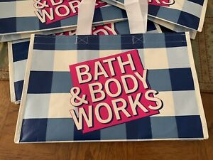 Bath & Body Works Candle Day Shopping Tote Bag New
