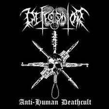"Deferator / Ritual Genocide ""Anti-Human Deathcult - cd"