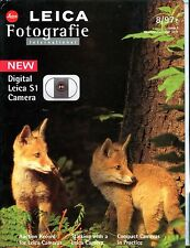 Leica Fotografie International Magazine Nov/Dec 1997 S1 EX 032317lej