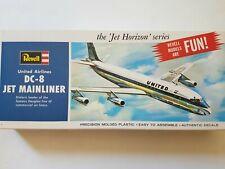 Revell 1/144 United Airlines DC-8 Jet Mainliner
