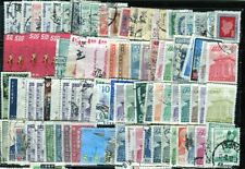 CHINA, Collection +/- 1,100 Mint & Used mostly commemorative stamps. Taiwan incl