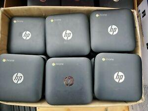 HP J5N50UT Chromebox 4GB RAM 16GB Intel Celeron 2955U Mini PC Desktop Computer