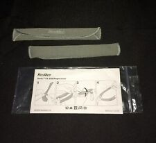 1 Pair (2 wraps) New Replacement Soft Wraps for the ResMed Swift FX - Gray