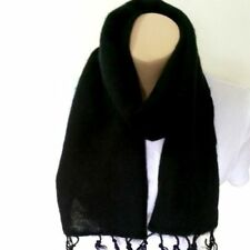 Wool Patternless Scarf Scarves & Wraps for Women