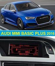 AUDI MMI Basic Plus 2016 Navigatie Europa set (11xcd) Final Version