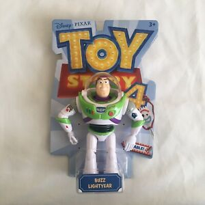 Disney Pixar Toy Story 4 Buzz Lightyear - 7in. Posable Action Figure - New