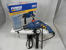 HAMMER DRILL POWERFUL 810W VARIABLE SPEED MOTOR PKB-810 POWERCRAFT END OF LINE