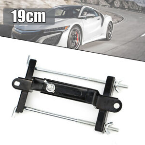 Car Auto Storage Battery Holder Stabilizer Metal Rack Mount Bracket Adjustable