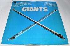 Stephane Grapelli & Jean Luc Ponty Giants '80 PAUSA 7074 Jazz 33rpm Vinyl LP VG+