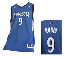 Minnesota timberwolves nba camiseta adidas Swingman rubio camisa camiseta maillot