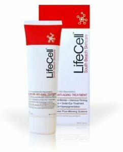 LifeCell Anti-Aging Wrinkle Skin Care Creme AUTHENTIC - Authorized Seller