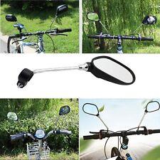 2 Rétroviseur de Vélo Guidon Réflecteur Set