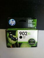 NEW Genuine HP 902XL Black Ink Cartridge T6M14AN, High Yield OEM Exp NOV 2021