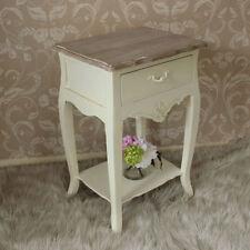 Tables de chevet et rangements avec 1 tiroir pour la chambre à coucher
