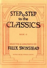 STEP BY STEP TO THE CLASSICS BOOK 6