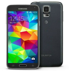 Samsung Galaxy S5 G900A AT&T Smartphone