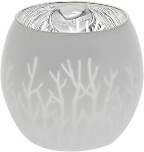 Yankee Candle Forest Glow Glass Votive Holder