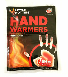 Little Hotties Hand Warmers For Winter Outdoor Cold 5 Hours Adhesive