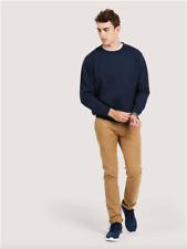 """UNEEK® Premium Crew Sweatshirt/Navy - 4XL (52/54"""")"""