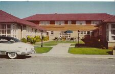 America Postcard - The Ambassador Motel Apartments - Oregon  U1367