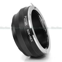 FOTGA Canon EOS EF EF-S Lens to Sony E-Mount NEX3 NEX-5 5N 5R NEX6 NEX-7 Adapter