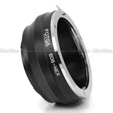 FOTGA Canon EOS EF Lens to Sony E-Mount NEX3 NEX-5 NEX-6 NEX-7 NEX-5N 5R Adapter