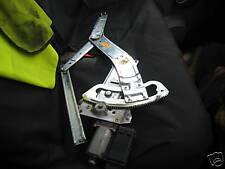 PEUGEOT 406 COUPE PASSENGER WINDOW REGULATOR/MOTOR