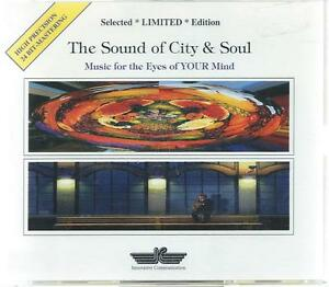 DOUBLE / 2 CD ALBUM SOUND OF CITY & SOUL IC / DIGITAL 24 BIT MASTERED  MUSIC