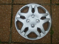 """14"""" inch WHEEL TRIMS EARLY DUCATO,TALBOT EXPRESS,SILVER"""
