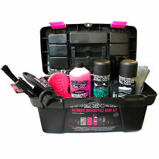 Muc-Off Ultimate Motorbike Motorcycle Cleaning Care Kit Bike Cleaner
