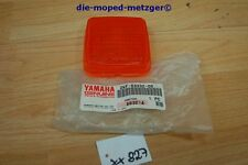 Yamaha xt500 600 2kf-83332-00 Blinkerglas turnsignal Lens Original Neuf nos xx827