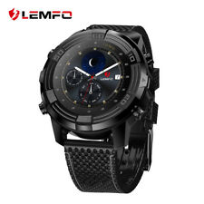 LEMFO LEM6 IP67 Waterproof Smart Watch Phone Watches GPS WiFi For Android iPhone