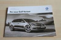 129444) VW Golf VII Variant - Preise & tech. Daten & Ausstattungen - Prospekt 04