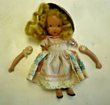 Nancy Ann Storybook Bisque Doll #124 Pretty As A Picture