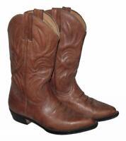 """ Panchos "" D'Homme Bottes de Cowboy/Bottes/Cowboy- Bottes En Braun Env. Gr. 41"
