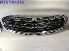 CHEVY CRUZE CHROME / BLACK FRONT GRILLE 2015-2016 NEW OEM GM 95405770