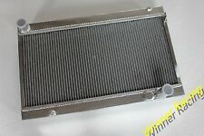 FOR FERRARI 308 GTB 1975-1980 & GTS 1977-1980 ALUMINUM RADIATOR 2 ROW 56MM CORE