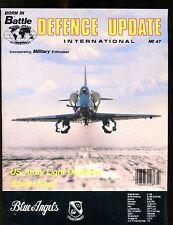 Defence Update Magazine 1984 Blue Angels EX No ML 011917jhe