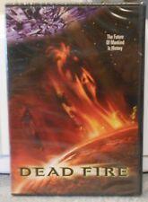 Dead Fire (Dvd, 2001) Rare 1997 Tv Sci Fi Film Brand New