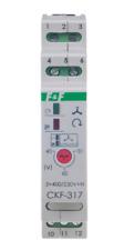 F&F CKF-317 Phasenwächter Phasenüberwachung Phasen Elektromotor phase Monitor