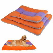 Pet Dog Cat Mat Bed Mattress Cushion Pillow Blanket Warm Sleeping Blankets Beds