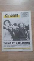 Revista Semanal Cinema Semana de La 25A 31 Mars 1987 N º 393 Buen Estado